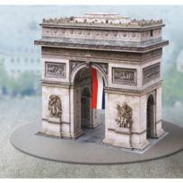 Schreiber-bogen - Maquette en carton : Arc de Triomphe, Paris