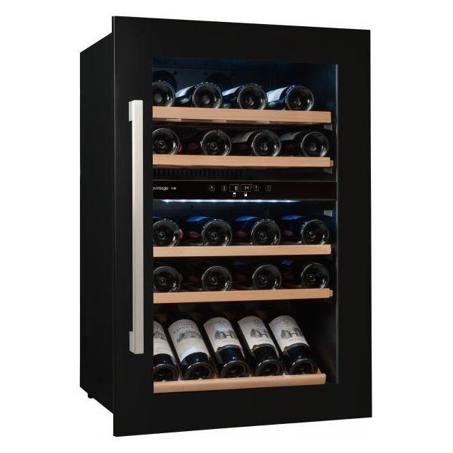 avintage cave vin encastrable en colonne 52 bouteilles aci avi458e pas cher achat. Black Bedroom Furniture Sets. Home Design Ideas