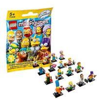 The simpsons - Lego Les Simpsons Série 2 - 1 Minifigurine - Modèle Aléatoire
