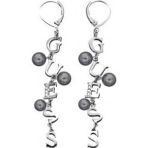 boucle oreille perle guess