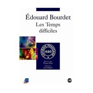 Editions montparnasse les temps difficiles d 39 edouard bourdet th tre com die francaise pas - Magasin bricolage montparnasse ...