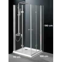 cabine douche hauteur 190 catalogue 2019. Black Bedroom Furniture Sets. Home Design Ideas