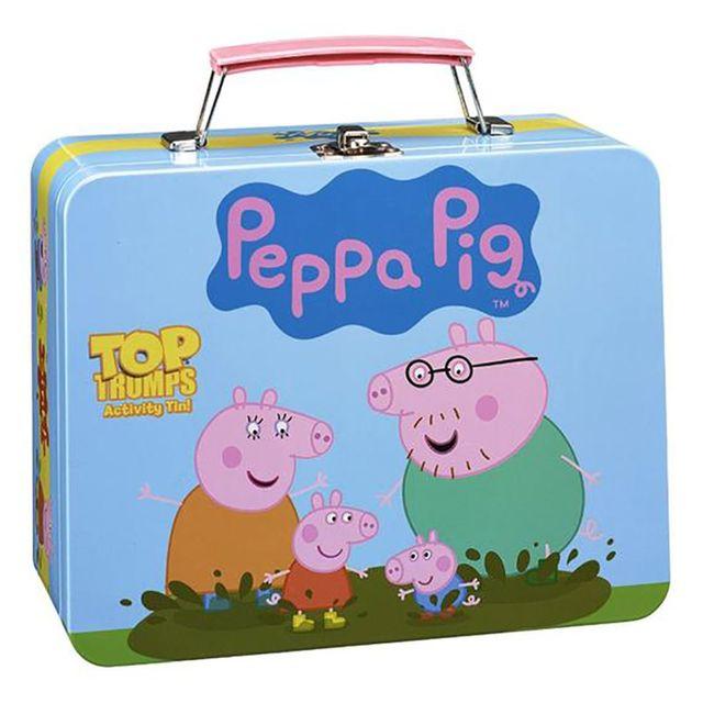 Winning moves valisette mini jeux et poster peppa pig - Jeux de peppa ...