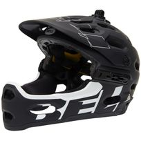 Bell - Super 3R Mips - Casque intégral - noir