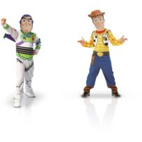 Rubies - Coffret - Déguisement Buzz et Woody - Toy Story - Enfant