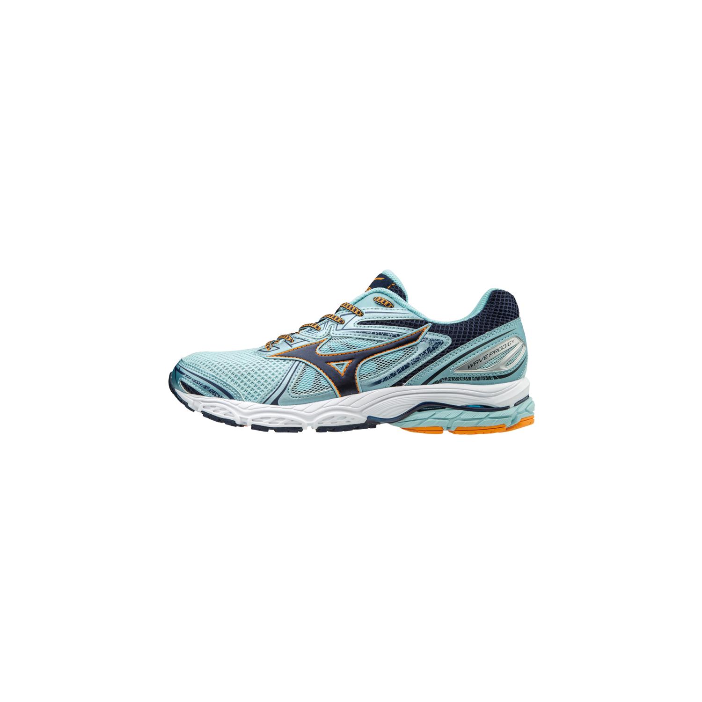 acb7c77ac4b27 Mizuno - Wave Prodigy Lady Achat Nc - pas cher Achat Lady   Vente Chaussures  running