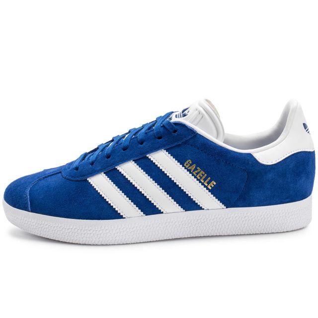 Adidas - Chaussure Gazelle Og G16183 Bleu-blanc