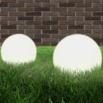 Lampe boule exterieur - catalogue 2019 - [RueDuCommerce - Carrefour]