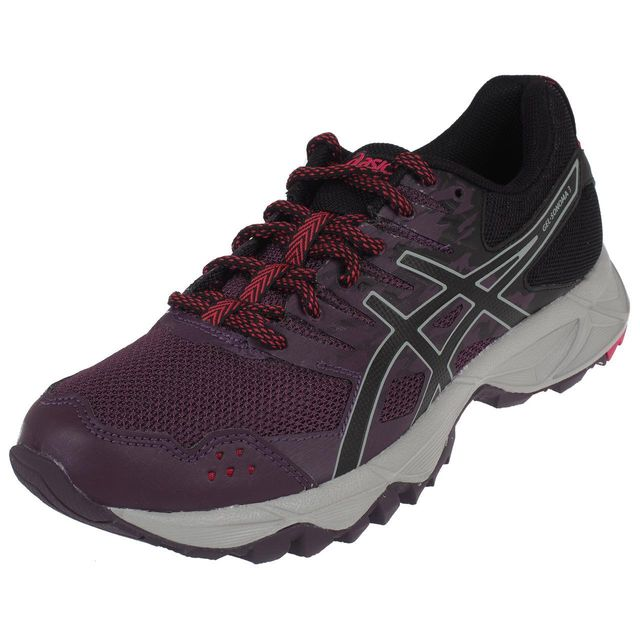 Asics chaussures running <strong>trail</strong> sonoma 3 gel vlt <strong>trail</strong> l violet 59541