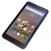 Konrow - BigCool - Smartphone Android 5.1 Lollipop - Ecran 6'' - 8Go - Double Sim - Bleu