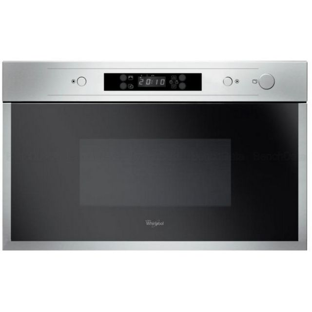Whirlpool Four micro ondes encastrable 22 Litres AMW440IX