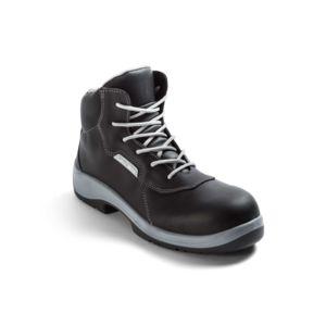 Chaussure de sécurité haute GASTON MILLE New S3 Brodequin Anthracite SRC ESD-NHHG3 6vhOB