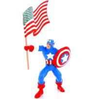 Juratoys - Figurine Captain America