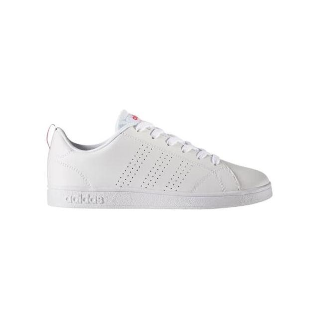 Adidas Chaussures neo Vs Advantage Clean blanc rose junior