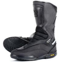 BERING - X-Tourer Black Noir - pas cher Achat   Vente Bottes de moto ... 0ea22d06261a