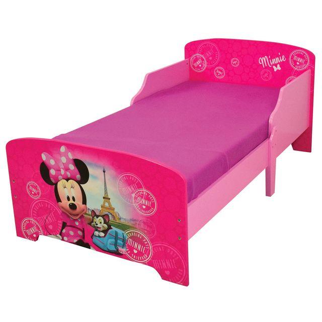 Jemini Lit enfant Minnie Mouse Disney Paris