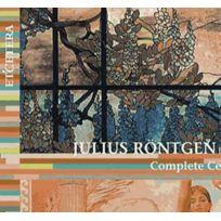 Etcetera - Julius Rontgen - Intégrale des 3 concertos pour violoncelle