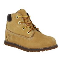 Timberland - Pokey Pine 6in Boot velours Enfant-28-Ocre