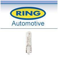 Ring - 10 Ampoules clignotant et tableau de bord - 12V - 2.3W - W2 x 4.6d