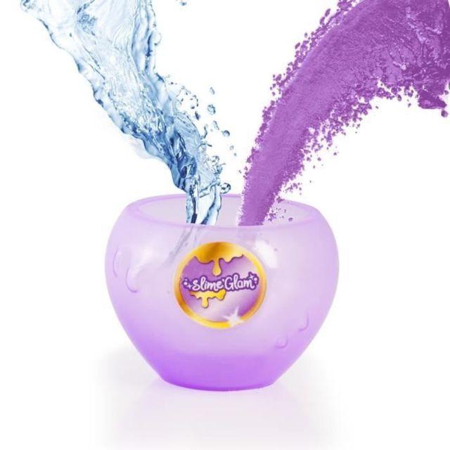 JEU DE PATE A MODELER SLIME'GLAM DIY Kit de slime parfumée a créer soi-meme - SSC 090 - Lot de 3 shakers parfums