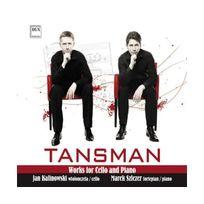 Dux - Tansman : Oeuvres pour violoncelle et piano. Cracow Duo