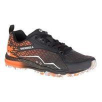 Merrell - Chaussures All Out Crush Tough Mudder orange noir femme