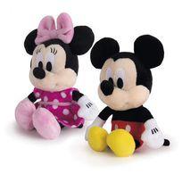 Imc - Mickey - Peluche Mickey ou Minnie musicale