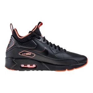 Soldes - Air Max 90 Ultra Mid Winter NoireNike