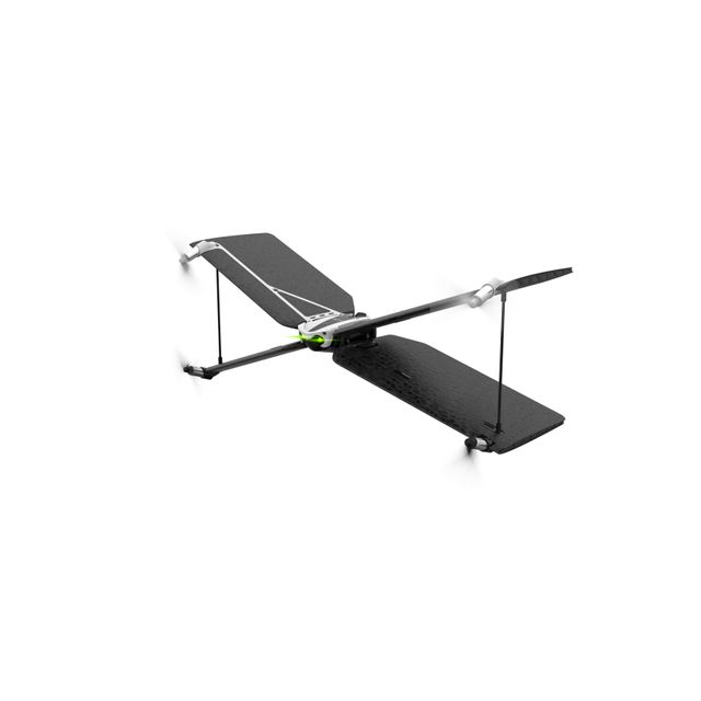 PARROT - Mini drone Swing + Radiocommande Flypad - PF727003 - Noir et Blanc