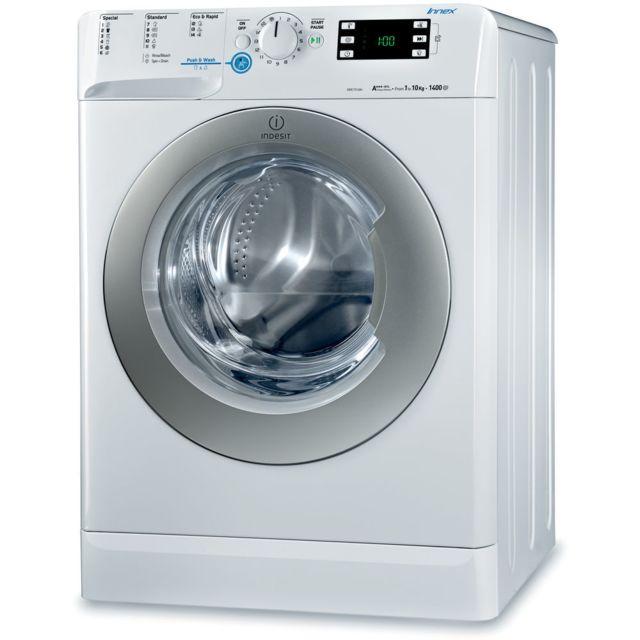 Lave Linge Frontal 10 Kg Pas Cher