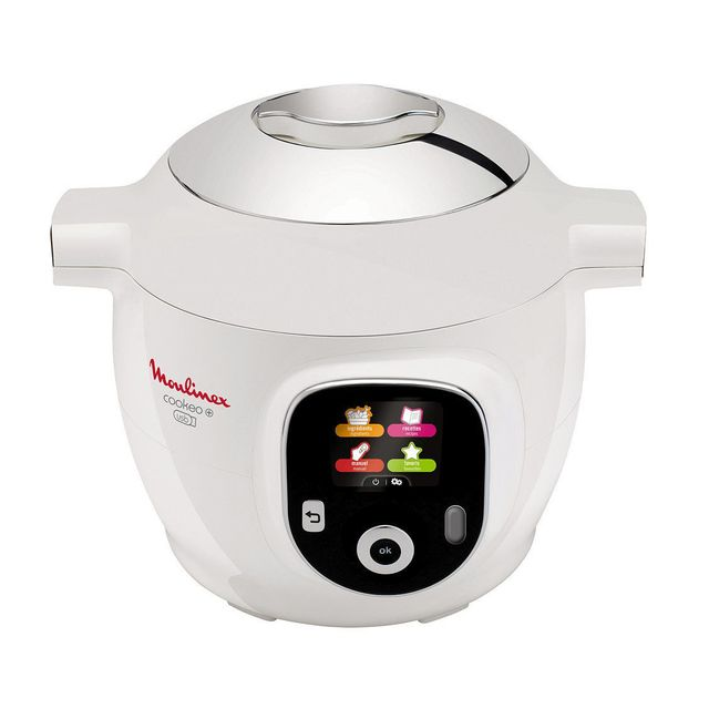 MOULINEX Cuiseur vapeur Cookeo+ USB - CE853100