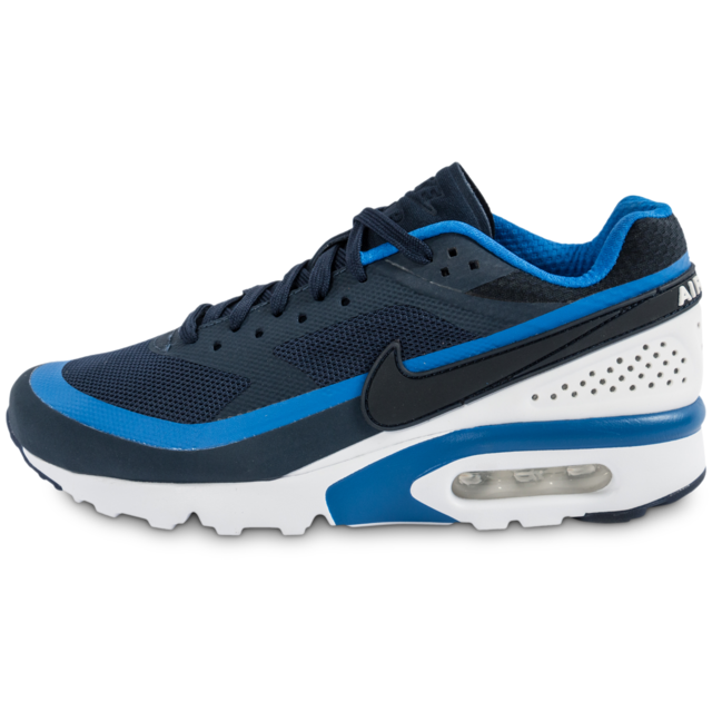 official photos 68835 a5692 ... blanc chaussures de sport 8e173 198d6  usa nike nike air max bw ultra  bleu marine baskets b82fb 990c1