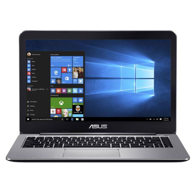 ASUS - L403SA-FA0083T - Gris métal