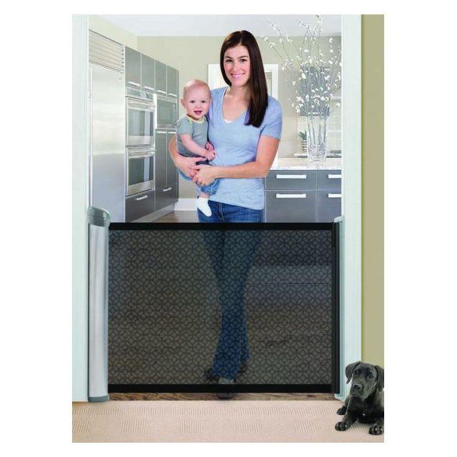 summerinfant barri re de s curit enroulable summer. Black Bedroom Furniture Sets. Home Design Ideas