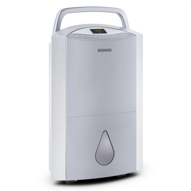 duramaxx drybest 20 d shumidificateur d 39 air assainisseur 20l 24h argent blanc pas cher achat. Black Bedroom Furniture Sets. Home Design Ideas