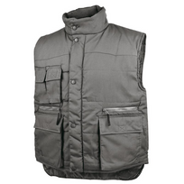 Panoply - Gilet Sans manches Sierra Gris Taille M