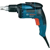 Bosch - Visseuse plaquiste électrique 701W 6000 tr/min livrée en coffret GSR 6-60 TE 0601445200