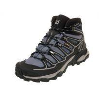 Salomon - Chaussures marche randonnées X ultra mid 2 gtx nr l Noir 55380