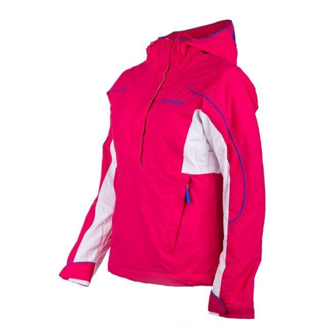 images officielles officiel de vente chaude nouveau authentique Veste sweat ski Femme Columbia
