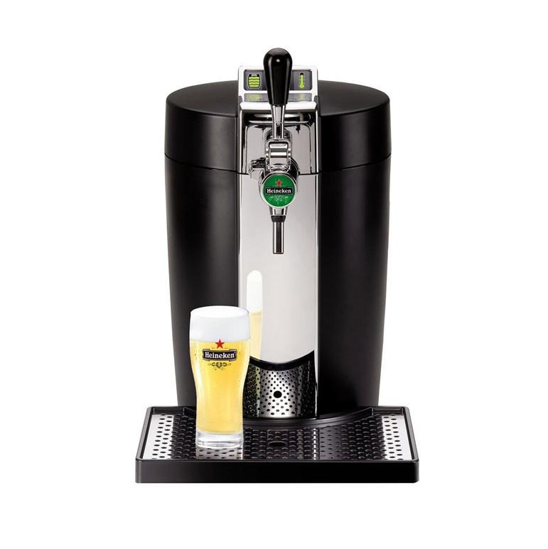machine à bière 5l noir - yy2932fd