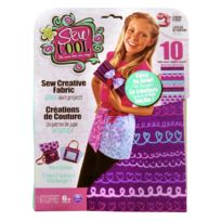 Spin Master - Kit créatif Sew Cool : Sac à main