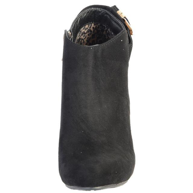 Xti - Chaussures Antelina Combinada Mod 28350 Noir