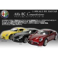 Rastar - 025910 - Voiture - Alfa Romeo 8C CompÉTITION - RadiocommandÉ - Echelle 1/14