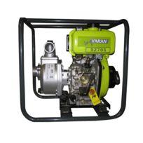 Varanmotors - Pompe à eau thermique Diesel 211cc 3.83CV, 366 litres/minute, 26m