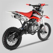 Dirt Bike Smx Expert Enduro 125cc 14 17 Ipone Rouge