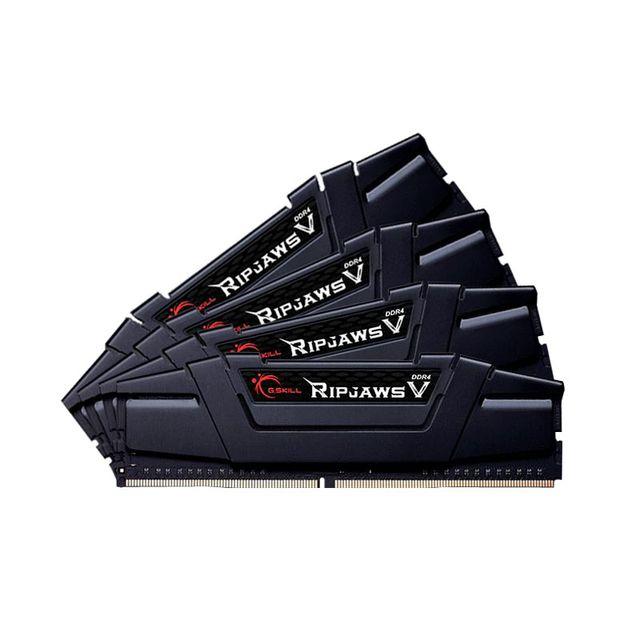 G.SKILL Ripjaws V Series 32 Go 4 x 8 Go DDR4 - 3200 MHz - CAS 14