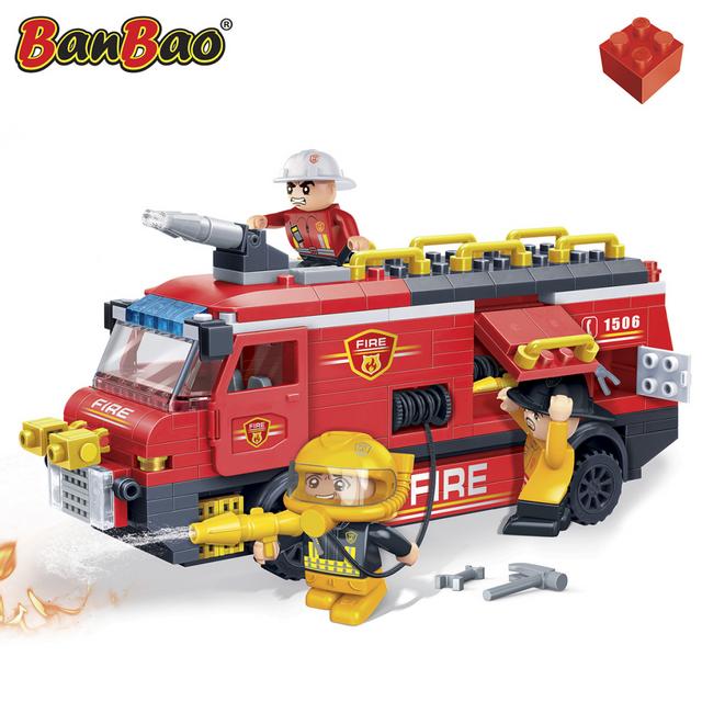 Banbao Brigade d'intervention incendie 7103