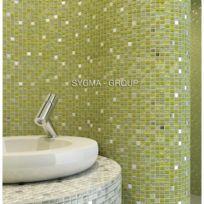 carrelage salle bain vert - achat carrelage salle bain vert pas ... - Carrelage Salle De Bain Vert