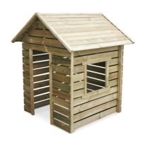 cabane enfant bois autoclave achat cabane enfant bois. Black Bedroom Furniture Sets. Home Design Ideas