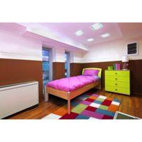 Allotapis - Tapis multicolore pour chambre d'enfant Deeper